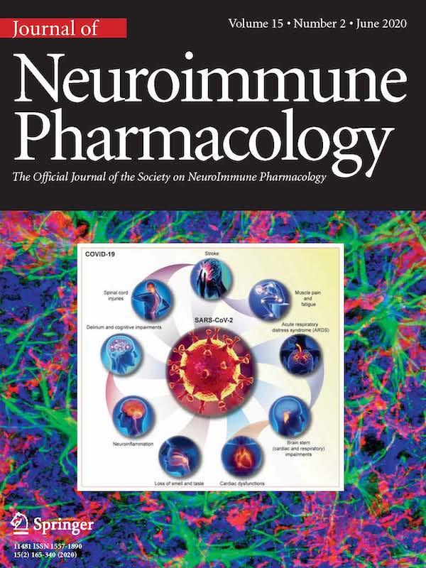 SNIP - Society on NeuroImmune Pharmacology